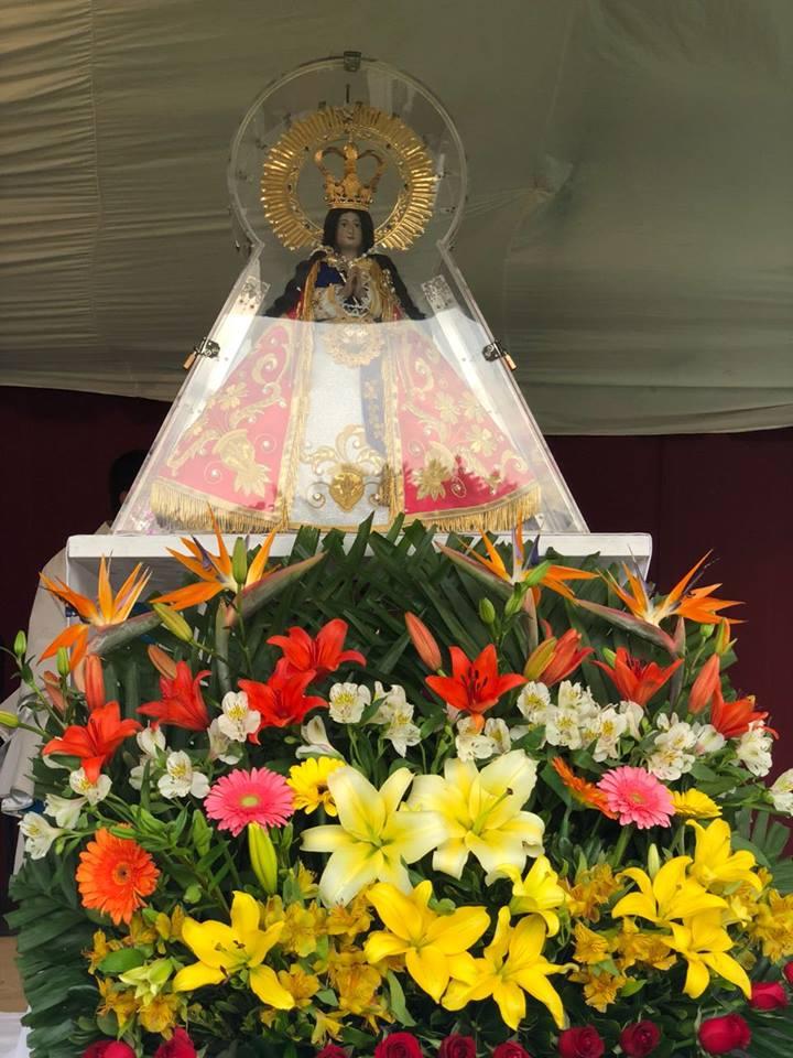 Visita de la Virgen de Zapopan