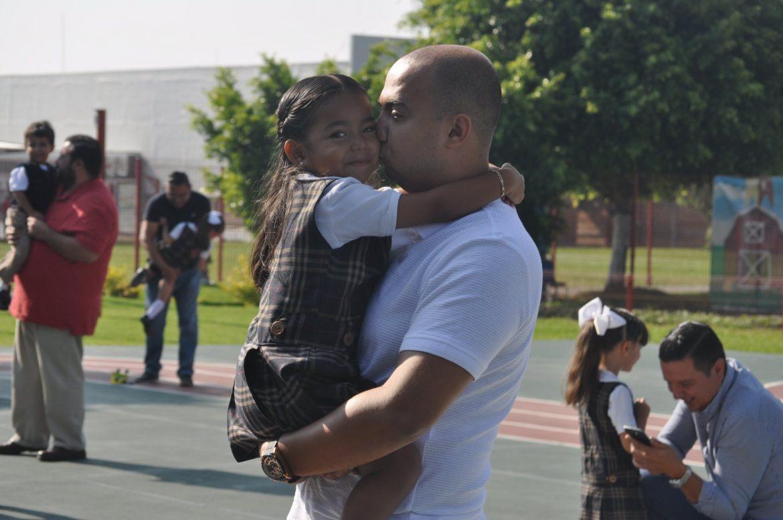 Día del padre en preescolar.